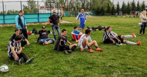 Футбольные баталии, посвящённые Дню Победы 31