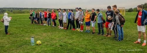 Футбольные баталии, посвящённые Дню Победы 4