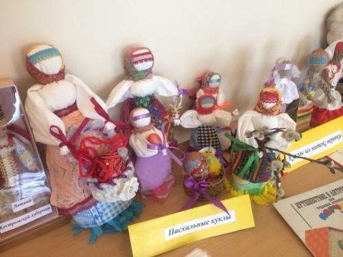 Выставка «Куклы народов мира» 2
