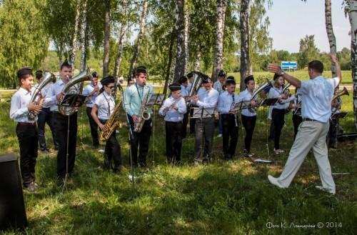 Бородинские фанфары 13