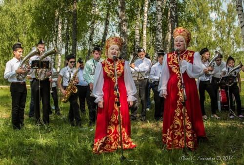 Бородинские фанфары 15