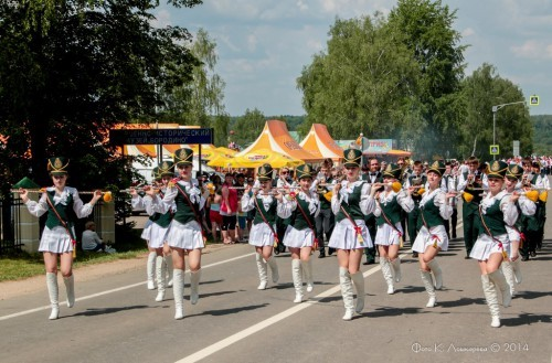Бородинские фанфары 31