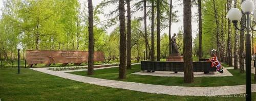 """Мемориал памяти в Доме отдыха """"Ершово"""" после реконструкции 7"""