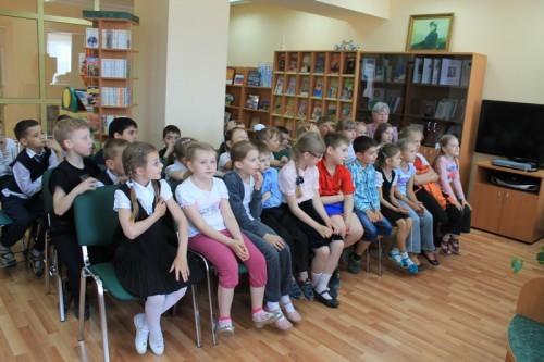 В  библиотеку, в гости к книжкам 3