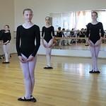 Открытый урок хореографической студии «Ривьера»