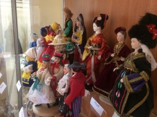 Выставка «Куклы народов мира» 6
