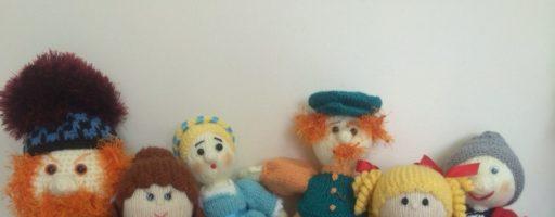 Выставка «Куклы народов мира»