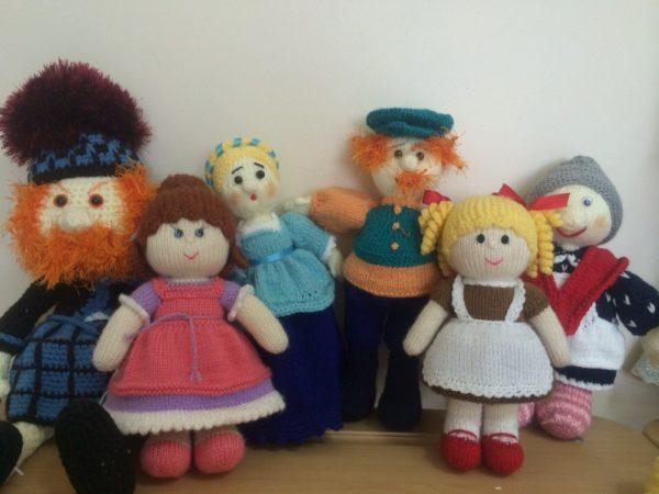 Выставка «Куклы народов мира» 3