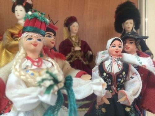 Выставка «Куклы народов мира» 5