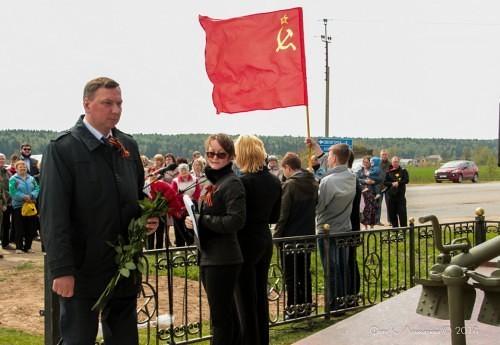 Накануне Дня Победы 46