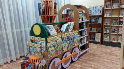 Библиотека села Ершово