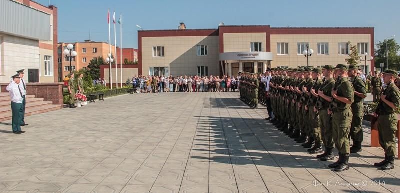 День Военной присяги. Фоторепортаж 3