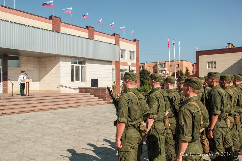 День Военной присяги. Фоторепортаж 4
