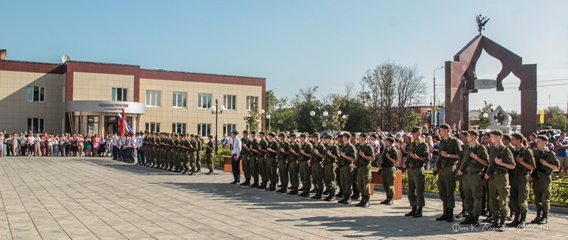 День Военной присяги. Фоторепортаж 6