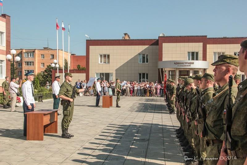 День Военной присяги. Фоторепортаж 8