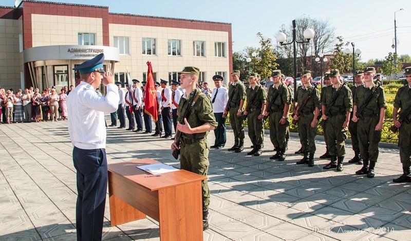 День Военной присяги. Фоторепортаж 10