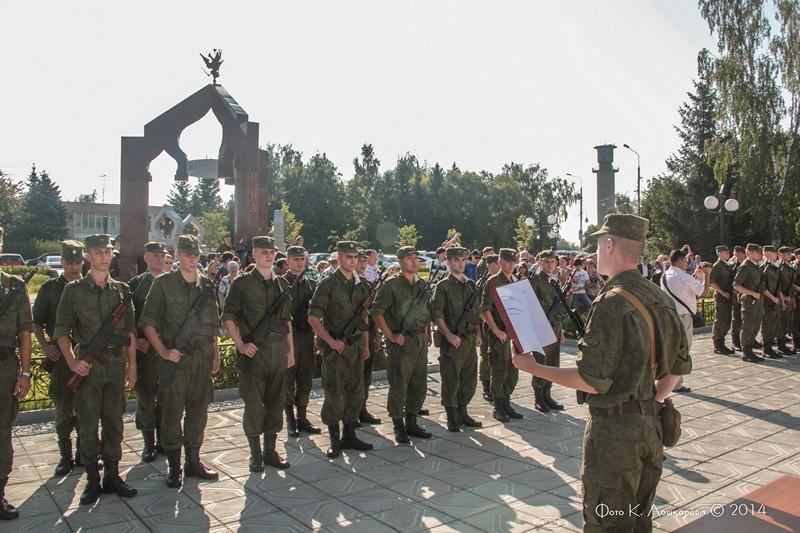 День Военной присяги. Фоторепортаж 11