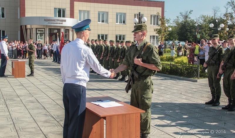 День Военной присяги. Фоторепортаж 12