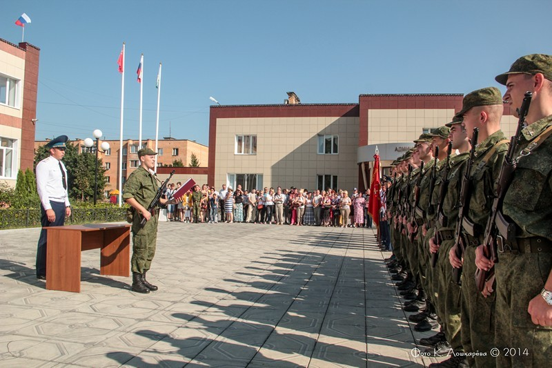 День Военной присяги. Фоторепортаж 13