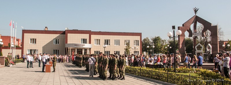 День Военной присяги. Фоторепортаж 16