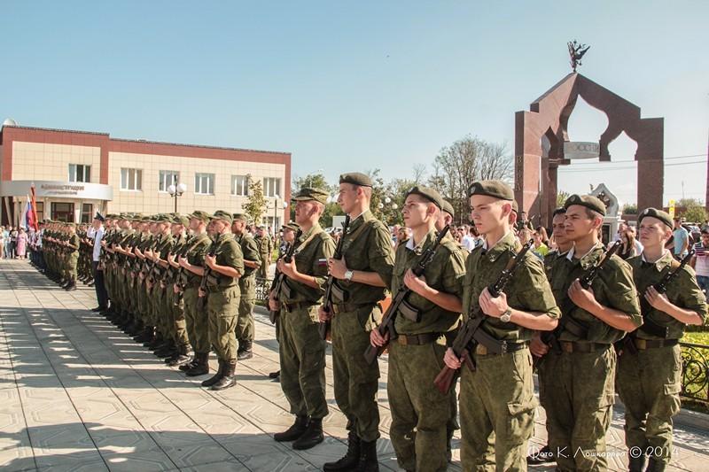 День Военной присяги. Фоторепортаж 19