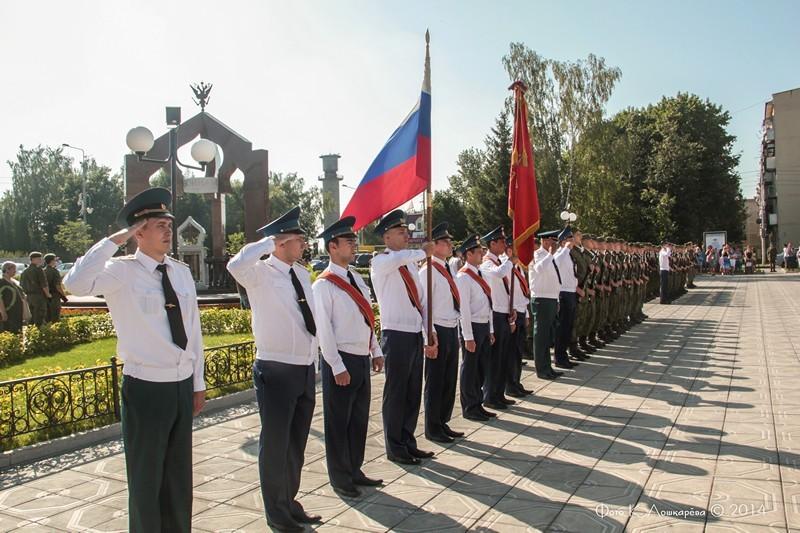 День Военной присяги. Фоторепортаж 20