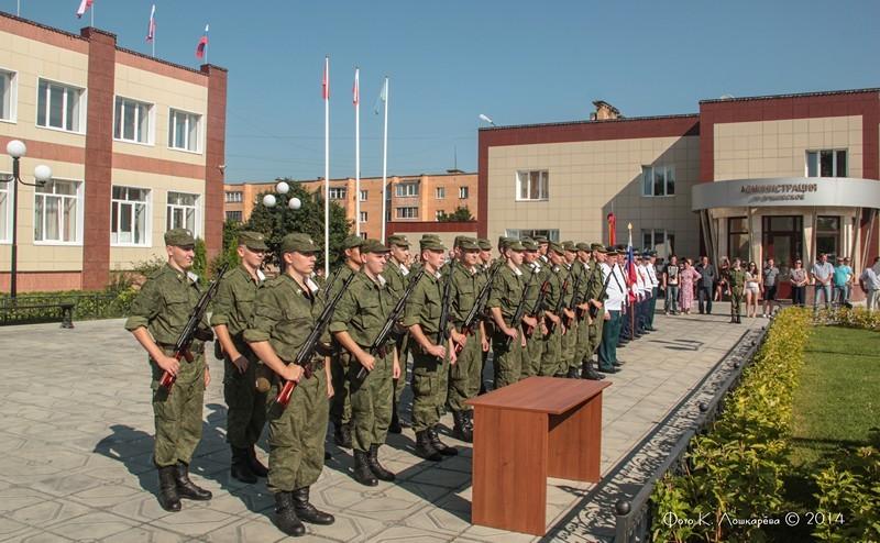 День Военной присяги. Фоторепортаж 25