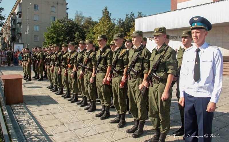 День Военной присяги. Фоторепортаж 26