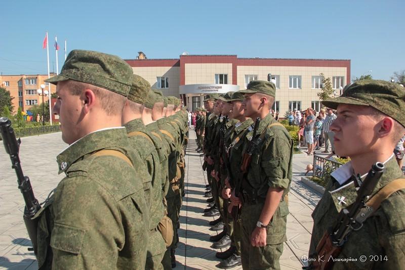 День Военной присяги. Фоторепортаж 31