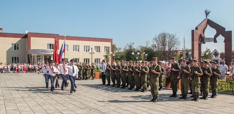 День Военной присяги. Фоторепортаж 32