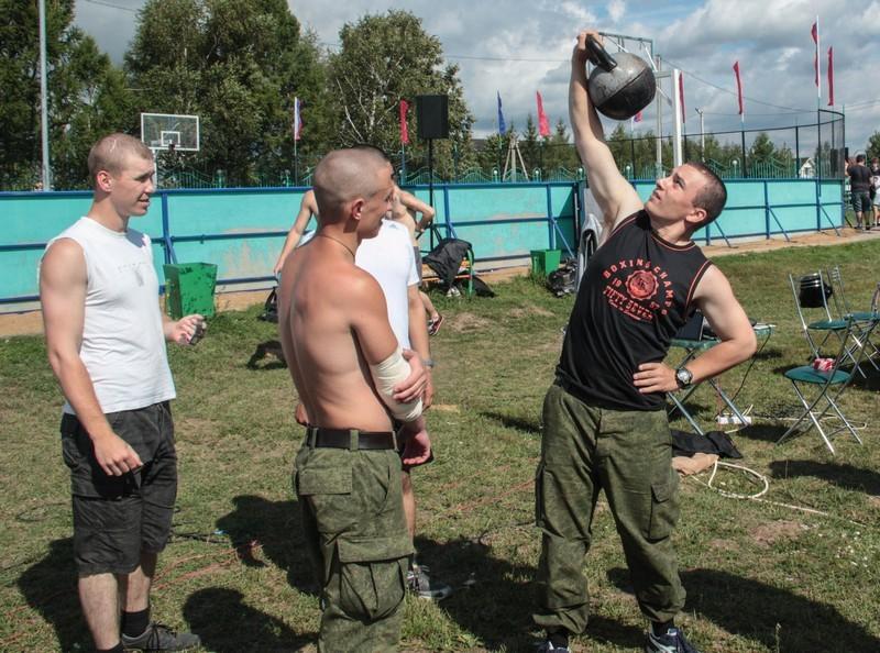 Спартакиада 2014 среди жителей СП Ершовское. Фоторепортаж 26