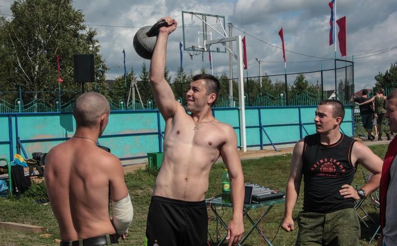 Спартакиада 2014 среди жителей СП Ершовское. Фоторепортаж 27