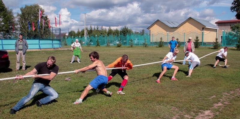 Спартакиада 2014 среди жителей СП Ершовское. Фоторепортаж 2