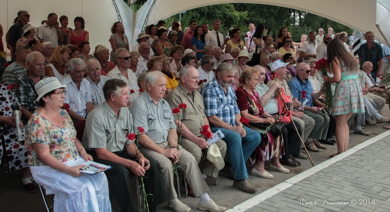Церемония открытия стелы памяти, посвященной памяти российских воинов, погибших в Первой мировой войне. Фоторепортаж 31
