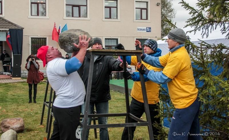 Аксиньинский богатырь-2014. Фоторепортаж.  7