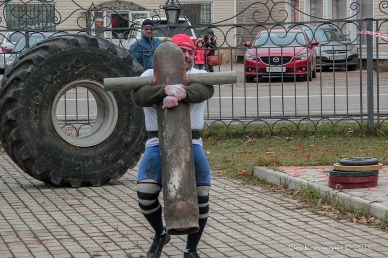 Аксиньинский богатырь-2014. Фоторепортаж.  32