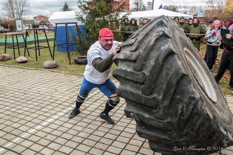 Аксиньинский богатырь-2014. Фоторепортаж.  37