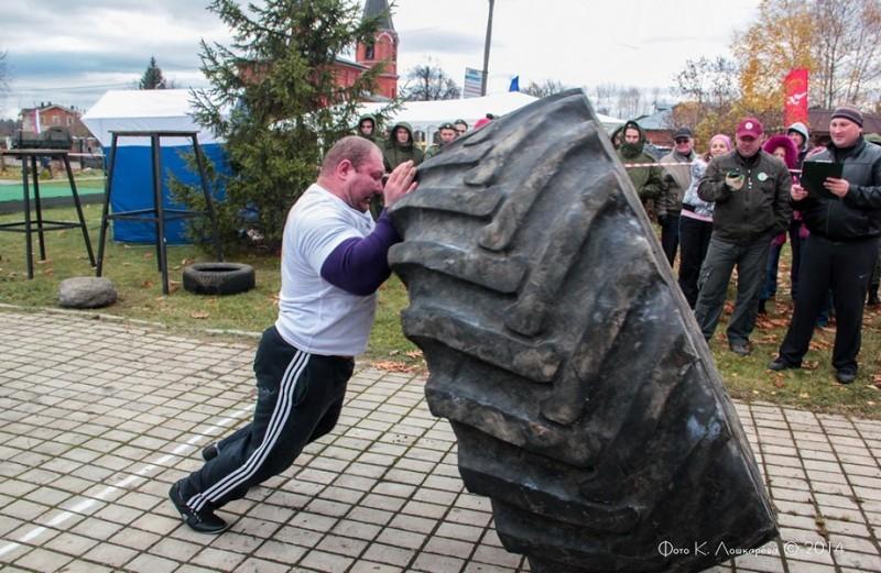 Аксиньинский богатырь-2014. Фоторепортаж.  39