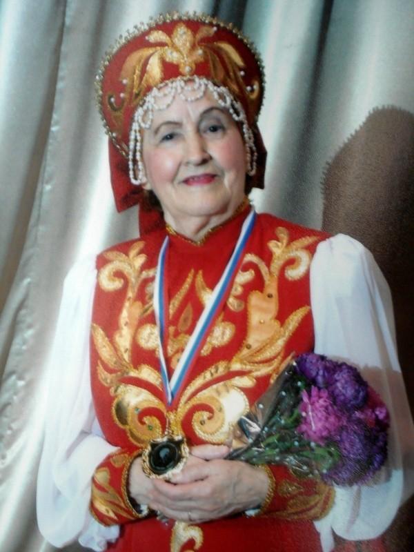 Мария Захаровна Владыкина