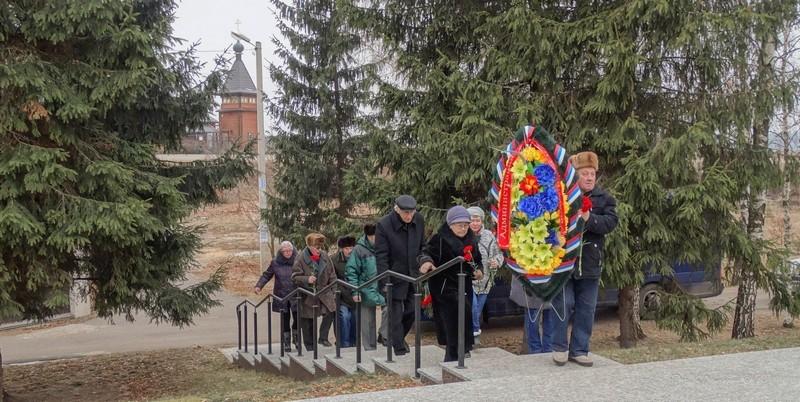 73 годовщина начала контрнаступления частей Красной армии под Москвой 9
