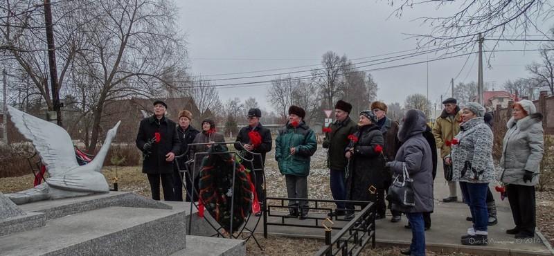 73 годовщина начала контрнаступления частей Красной армии под Москвой 11