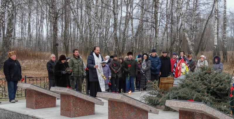 73 годовщина начала контрнаступления частей Красной армии под Москвой 13