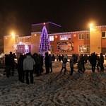 Новогодняя ночь в Саввинской Слободе.