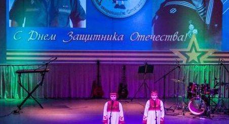 Юные таланты из села Ершово