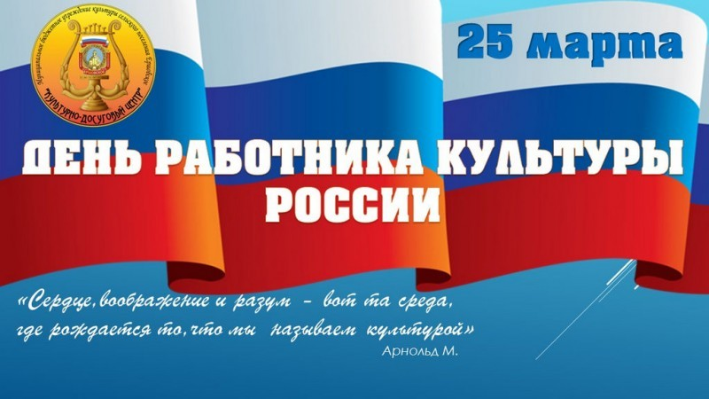 Торжественный вечер, посвящённый Дню работника культуры России - 2015 3