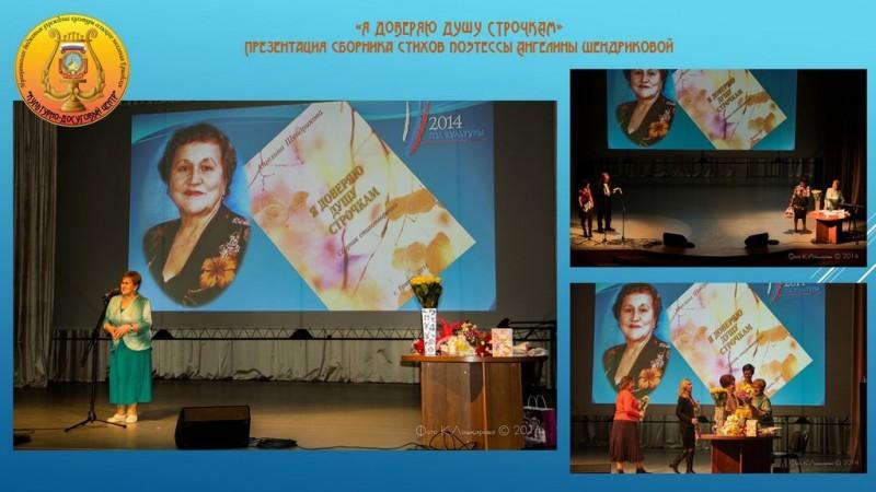 Торжественный вечер, посвящённый Дню работника культуры России - 2015 19