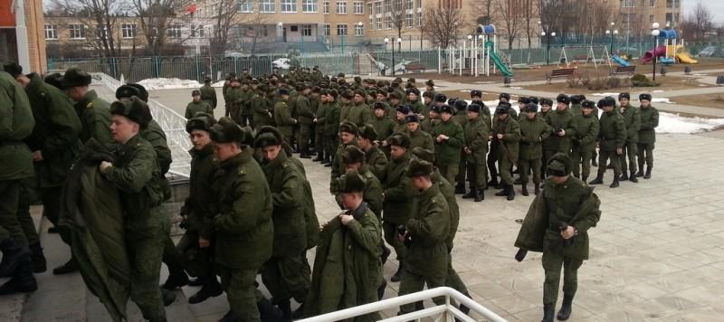 Хорошее настроение для участников военного парада 2