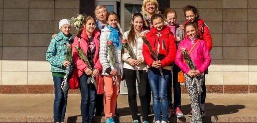 На конкурсе «Балтийская жемчужина»