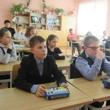 Уроки мужества в СОШ села Саввинская Слобода 5 — 7 мая 2015 г.