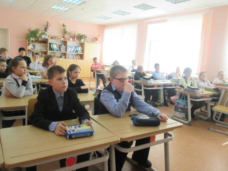 Уроки мужества в СОШ села Саввинская Слобода 5 - 7 мая 2015 г. 3